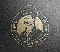 绅士logo