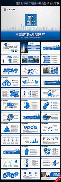 中国建筑总公司城市项目施工安全规划PPT