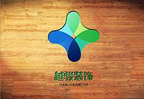 四叶草装饰logo
