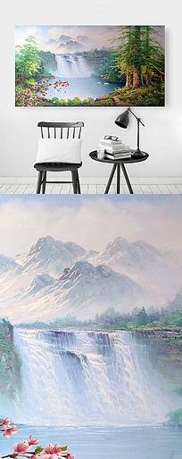 超高清山水风景画