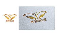 大气高端蝶日彩妆公司logo