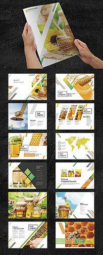 精品蜂蜜画册