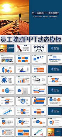 员工激励PPT动态模板