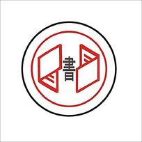 图书馆教育logo