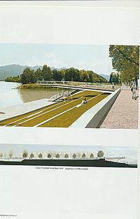 滨河景观桥
