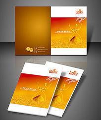 金融投资服务行业策划书封面