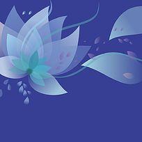 花卉底纹素材