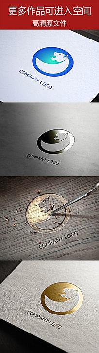猎豹形态科技公司标志设计