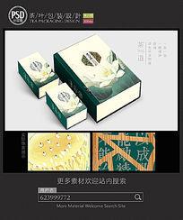 中国风茶叶包装设计平面图图片