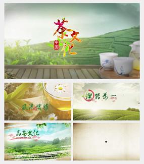 茶业茶叶文化AE模版片头