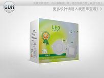 LED天花灯包装彩盒