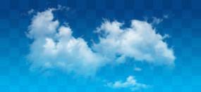 PS素材云朵