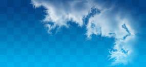 配景云朵素材