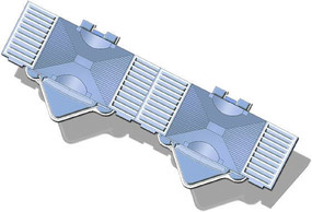 建筑PSD平面素材