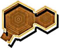 木质平台 PSD
