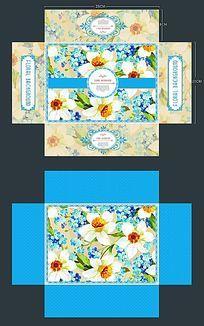 花茶包装盒设计