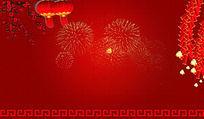 新年喜庆背景