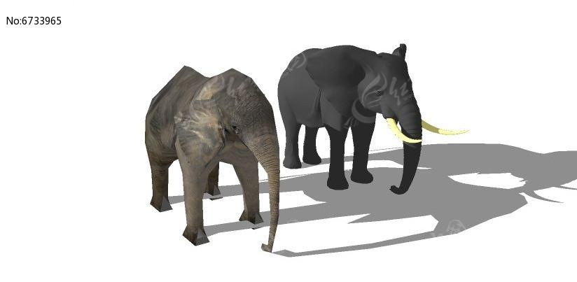 红动网提供人物|动物模型精品原创素材下载,您当前访问作品主题是大象图片