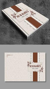 欧式画册封面设计