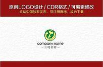 物业logo CDR
