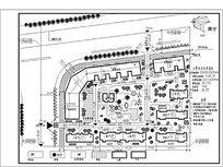 某小区规划CAD图