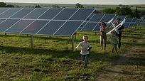 太阳能企业宣传片高清视频