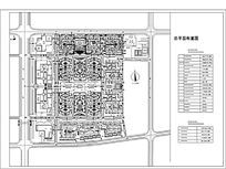 小区住宅景观设计总图