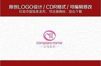 华丽logo CDR