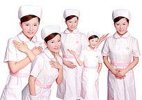 护士PS素材图 PSD