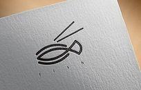 鱼logo AI