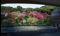 梅园景观效果图