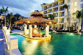 东南亚风格泳池水下灯