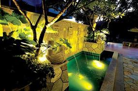 欧式喷泉水下灯