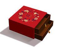 福满中秋月饼盒包装