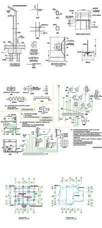 卫生间排水施工图