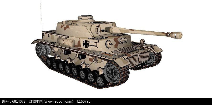 战豹式坦克图片