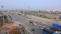城市道路交通视频素材
