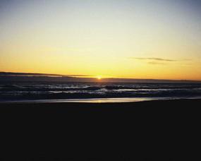 海边的天空