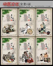 中医文化展板挂图
