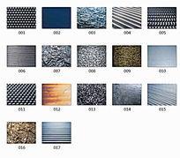 17张金属材质贴图 JPG
