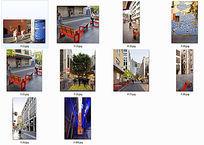 唐人街公共区域翻新
