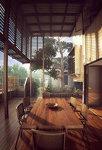 古典室内PSD室内设计