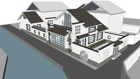新中式主义别墅