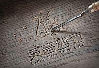灵音琴行logo CDR