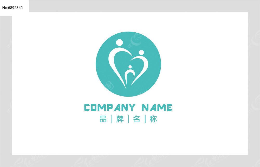 口腔牙医logo图片