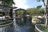 新加坡国际级顶尖商场树池设计 JPG