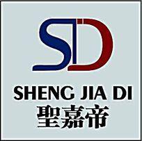 双色字母logo