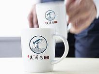 卡通餐饮logo