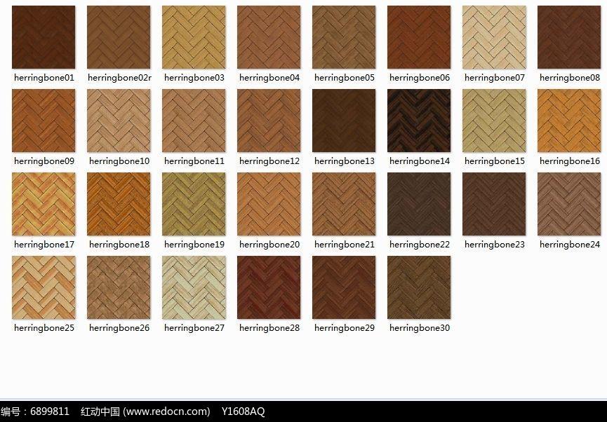 人字形木地板图片
