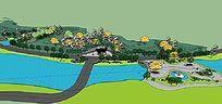 河道生态景观设计